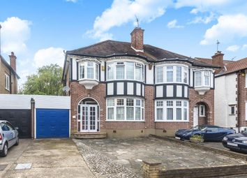Thumbnail 3 bed semi-detached house for sale in Lynton Mead, Totteridge