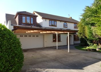 Thumbnail 4 bed detached house for sale in Adrian Close, Porthcawl
