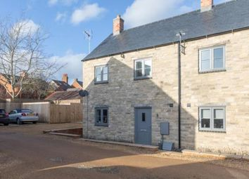 Manor Mews, Off Manor Road, Brackley, Northamptonshire NN13. 2 bed end terrace house