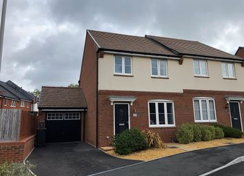 Thumbnail 3 bed semi-detached house for sale in Westerman Way, Wareham