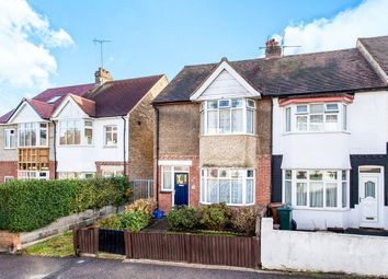 Thumbnail 2 bed terraced house for sale in Cottall Avenue, Chatham