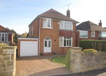 Thumbnail 3 bedroom detached house for sale in Sunningdale Mount, Sheffield
