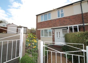Thumbnail 3 bed end terrace house for sale in Overhill, Pill, North Somerset