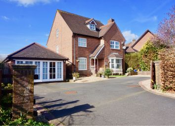 Thumbnail 4 bed detached house for sale in Farm Lane, Horsehay