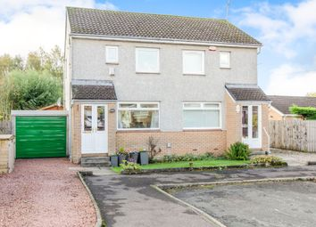 Thumbnail 2 bed semi-detached house for sale in Monkton Gardens, Newton Mearns, Glasgow