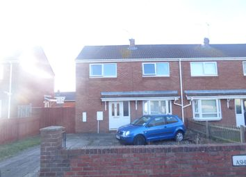 Thumbnail 3 bed terraced house for sale in Ashington Drive, Choppington