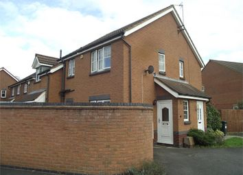 Thumbnail 1 bedroom end terrace house for sale in Hadfield Way, Fordbridge, Birmingham