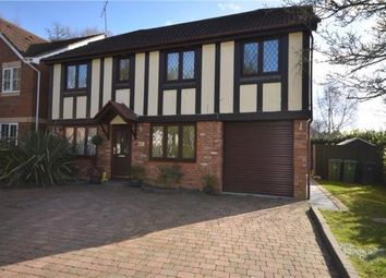 Thumbnail 5 bed detached house for sale in Buttermere Drive, Camberley, Surrey