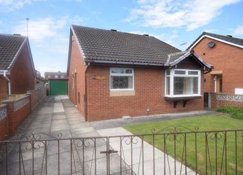 Thumbnail 2 bed detached bungalow to rent in Newlaithes Crescent, Normanton