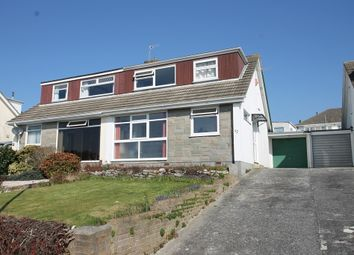 Thumbnail 3 bed semi-detached house for sale in Shirburn Road, Eggbuckland, Plymouth