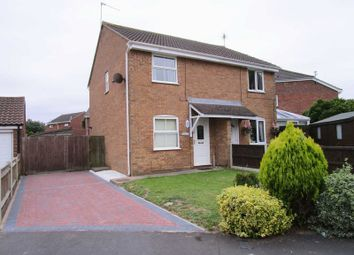 Thumbnail 2 bedroom semi-detached house to rent in Wight Drive, Caister-On-Sea, Great Yarmouth
