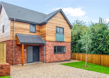 Thumbnail 4 bed detached house for sale in Much Dewchurch, Hereford