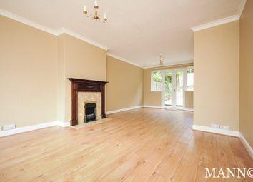 Thumbnail 3 bedroom property to rent in Bennett Grove, Lewisham