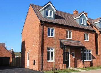 Thumbnail Detached house to rent in The Hunsden, Heyford Park, Upper Heyford, Near Bicester