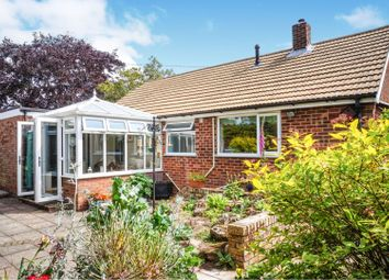 Thumbnail 3 bed detached bungalow for sale in Kirton Road, Trimley St. Martin, Felixstowe