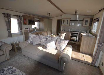 Thumbnail 2 bed lodge for sale in Solent Breezes Holiday Park, Hook Lane, Warsash, Nr Fareham