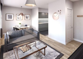 Thumbnail 2 bed flat for sale in 35 Tithebarn Street, Liverpool