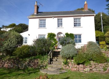 Thumbnail 4 bed detached house for sale in East Terrace, Budleigh Salterton, Devon