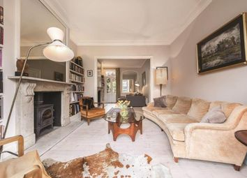 Thumbnail 4 bed terraced house for sale in Narbonne Avenue, London