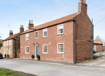 Thumbnail 4 bed detached house for sale in Front Street, Lockington, East Yorkshire