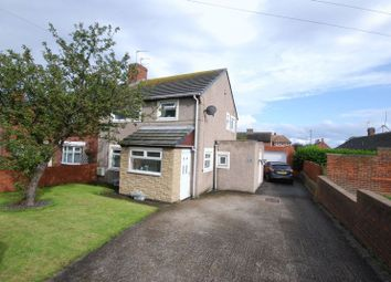 Thumbnail 3 bedroom semi-detached house for sale in Market Square, Lynemouth, Morpeth