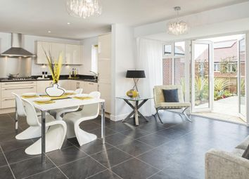 "Thumbnail 5 bed detached house for sale in ""Manning"" at Black Firs Lane, Somerford, Congleton"