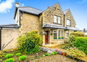 Thumbnail 3 bedroom semi-detached house for sale in Huddersfield Road, Meltham, Holmfirth
