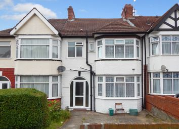 Thumbnail 4 bedroom terraced house to rent in Grove Crescent, Colindale