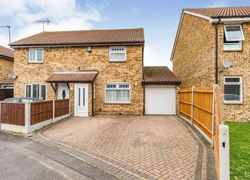 Thumbnail 3 bed semi-detached house for sale in Whimbrel Close, Sittingbourne
