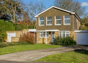 Thumbnail 4 bed detached house for sale in The Shires, Church Road, Ham, Richmond