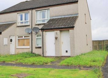 Thumbnail 1 bed flat for sale in Lewis Avenue, Wishaw