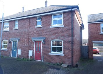 Thumbnail 3 bed terraced house to rent in Steed Crescent, Colchester