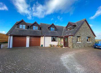 4 bed detached bungalow for sale in Ravenscraig, Keeston, Pembrokeshire SA62