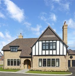 Thumbnail 4 bed detached house for sale in Kingshurst Gardens, Bretforton Road, Badsey, Worcestershire