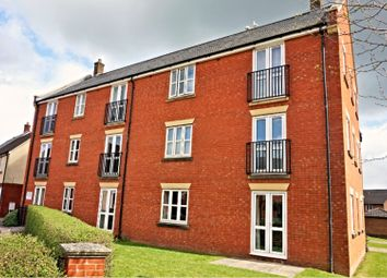 Thumbnail 2 bed flat for sale in Barle Court, Tiverton