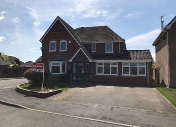 Thumbnail 5 bed detached house for sale in Palfreyman Lane, Oadby, Leicester