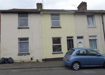 Thumbnail 3 bed terraced house to rent in Christmas Street, Gillingham