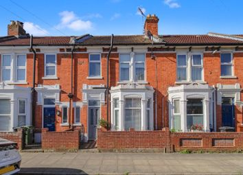Thumbnail 3 bed terraced house for sale in Evans Road, Southsea