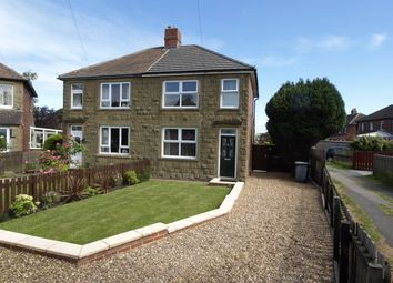 Thumbnail 2 bed semi-detached house for sale in Park Avenue, Penistone, Sheffield