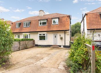 Thumbnail 3 bed semi-detached house for sale in Old Lane, Cobham