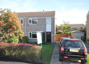 Thumbnail 3 bed semi-detached house to rent in Ramsey Road, St. Ives, Huntingdon