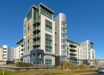 Thumbnail 2 bed flat for sale in Western Harbour Drive, Edinburgh