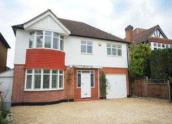 Thumbnail 4 bed detached house for sale in The Avenue, Sunbury-On-Thames