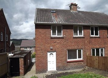 Thumbnail 2 bed semi-detached house for sale in East Clere, Langley Park, Durham