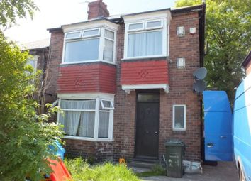 Thumbnail 2 bed flat for sale in Brancepeth Avenue, Newcastle Upon Tyne