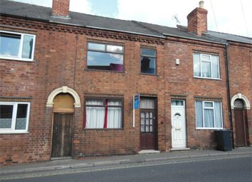 Thumbnail 3 bedroom terraced house to rent in Loscoe Road, Heanor, Derbyshire