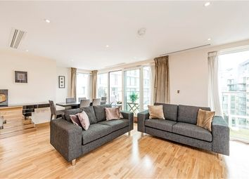 Thumbnail 2 bed flat to rent in Penthouse. Chelsea Bridge Wharf