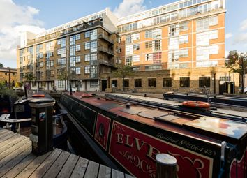 Thumbnail 1 bed houseboat for sale in Wenlock Basin, London