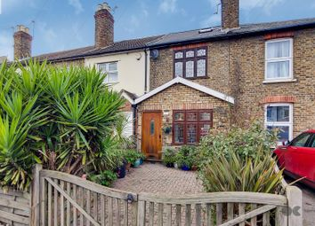Thumbnail 3 bed terraced house for sale in Kingsley Court, Brentwood Road, Heath Park, Romford