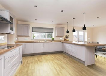 Thumbnail 4 bed detached house for sale in Deebank Heights, Leek
